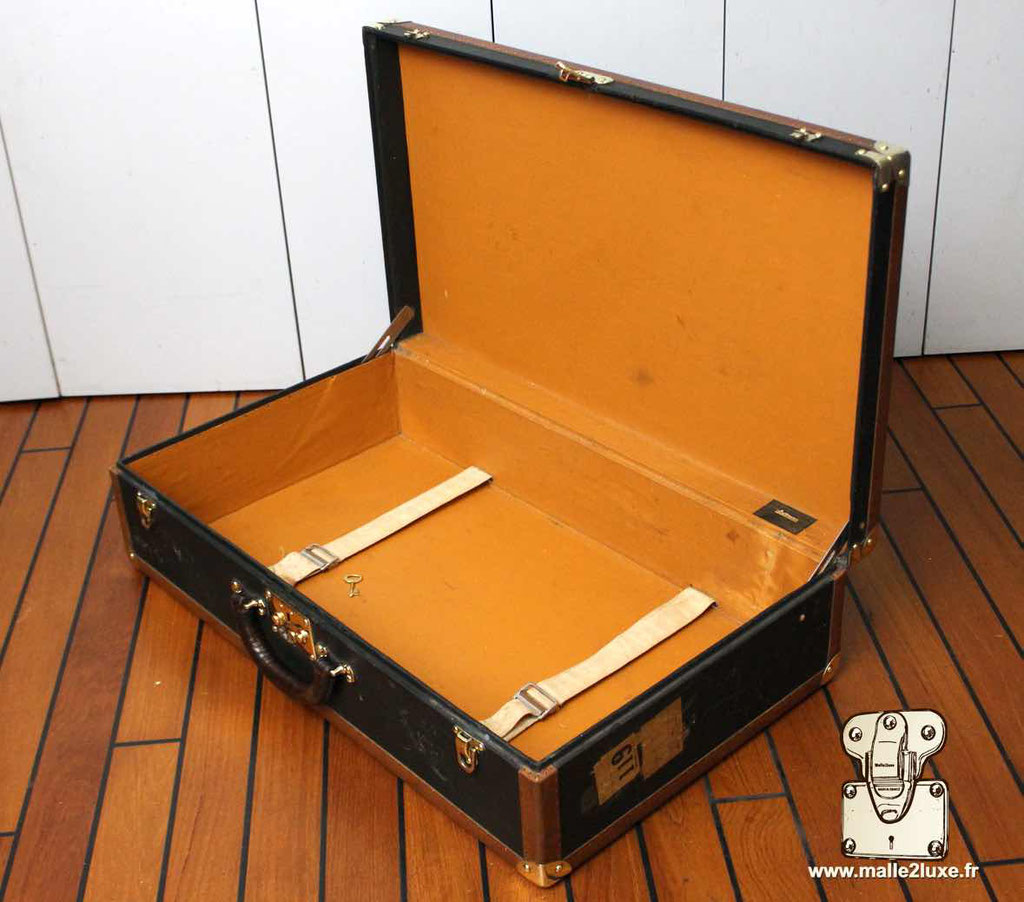Valise bisten Louis Vuitton 70 intérieur vuittonite
