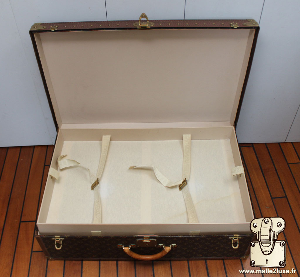 Alzer 80 Anglais - M21222 Louis Vuitton valise