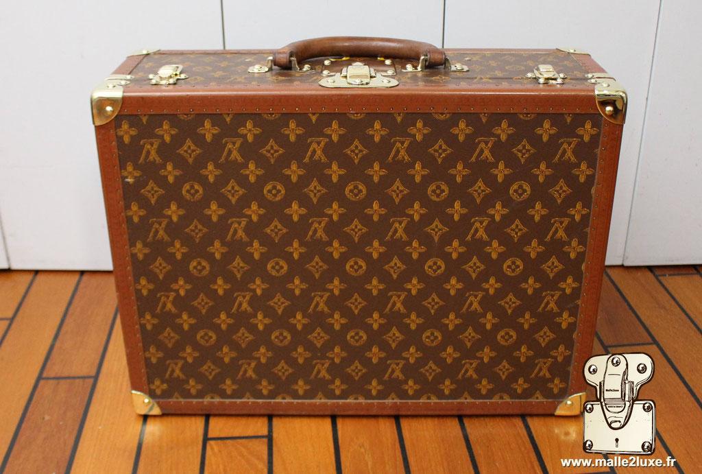 Valise bisten Louis Vuitton 1955 dessous malle