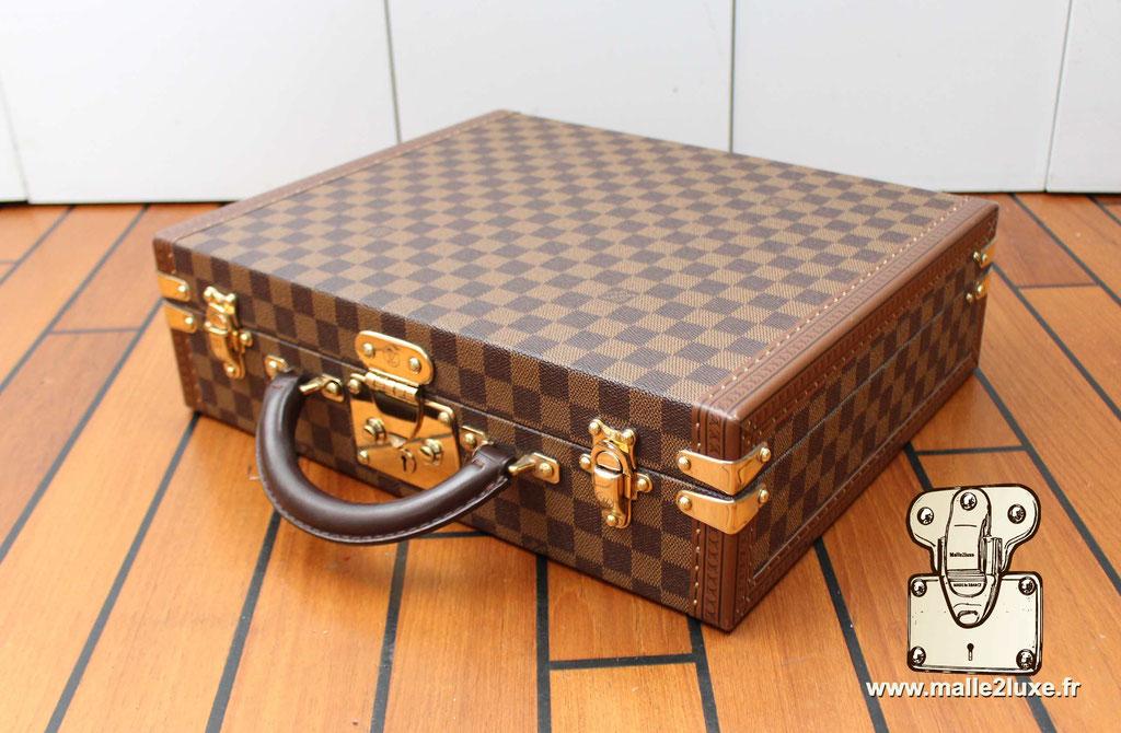 AAS Louis Vuitton malle sur mesure lozine