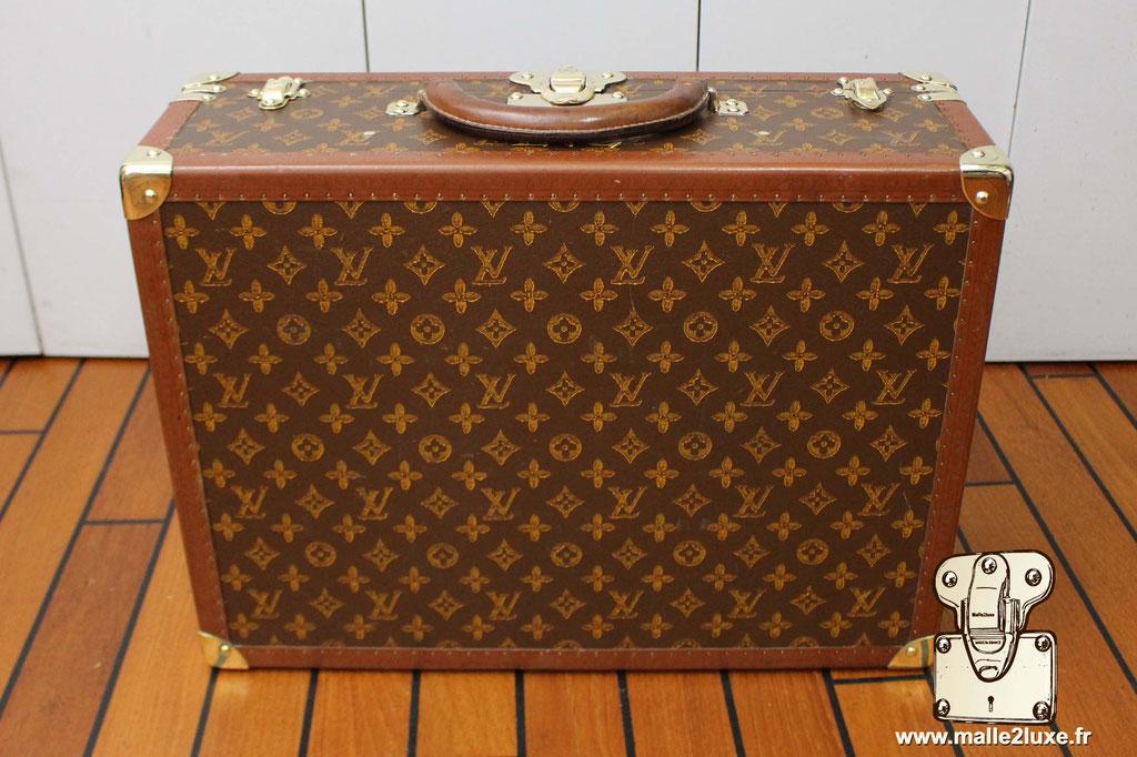 Valise bisten Louis Vuitton 1955 vintage