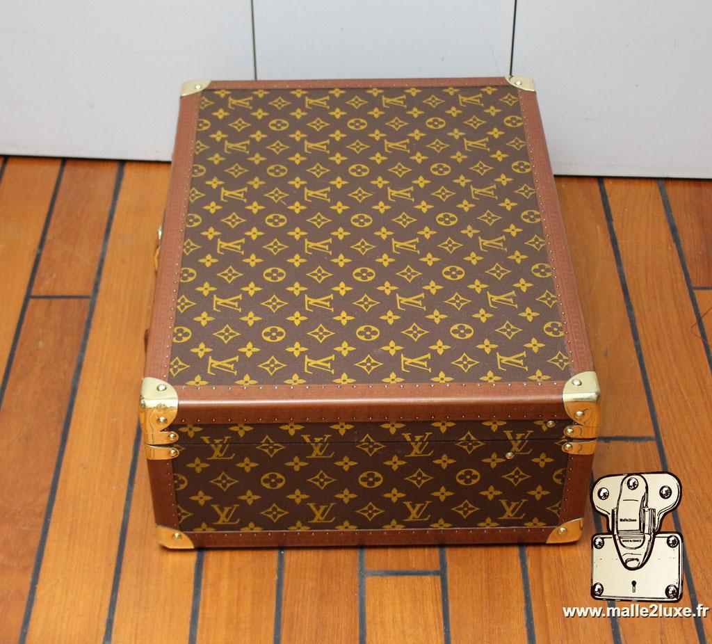 Valise bisten 60 Louis Vuitton 1960 coté jolie