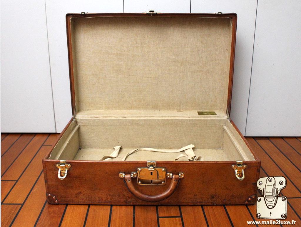 Valise Louis Vuitton alzer cuir