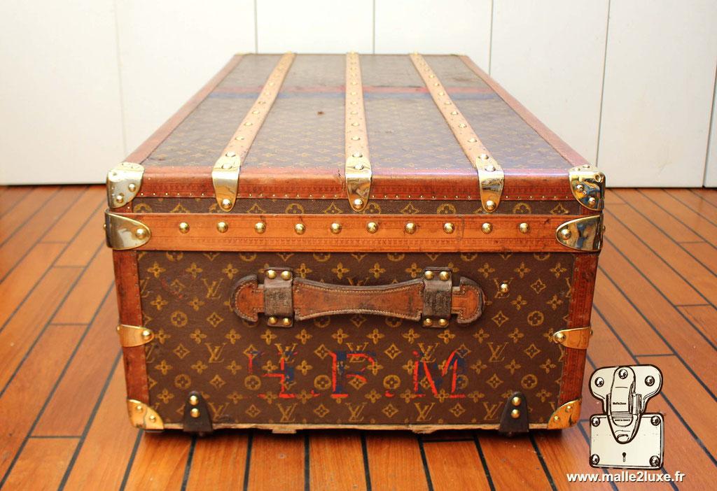 Malle cabine Louis Vuitton a vendre
