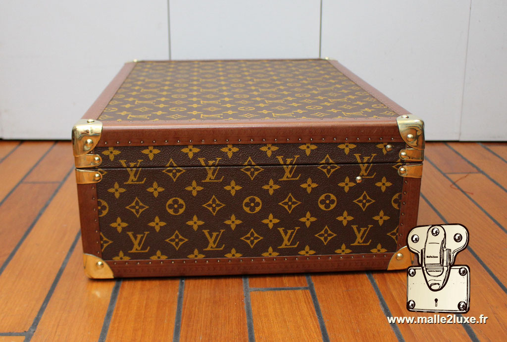 Valise bisten 60 Louis Vuitton 1960 jolie cute
