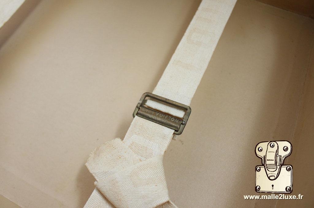 Valise bisten 60 Louis Vuitton 1960 sanges breveté