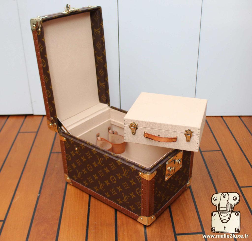 Vanity Louis Vuitton vintage cadeau
