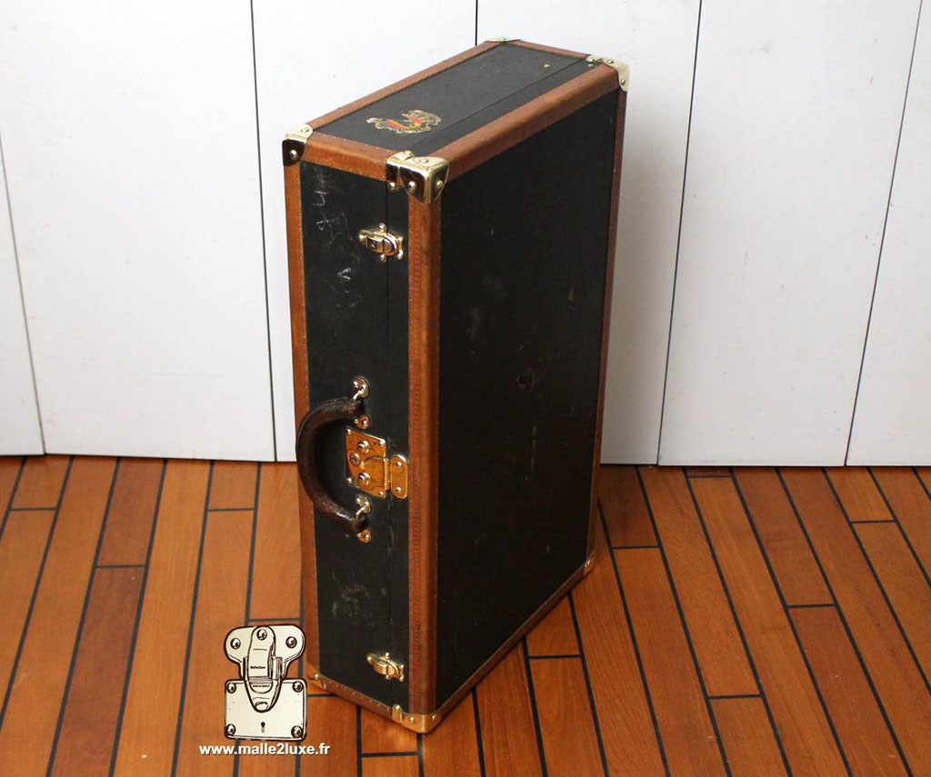 Valise bisten Louis Vuitton 70 pyramide