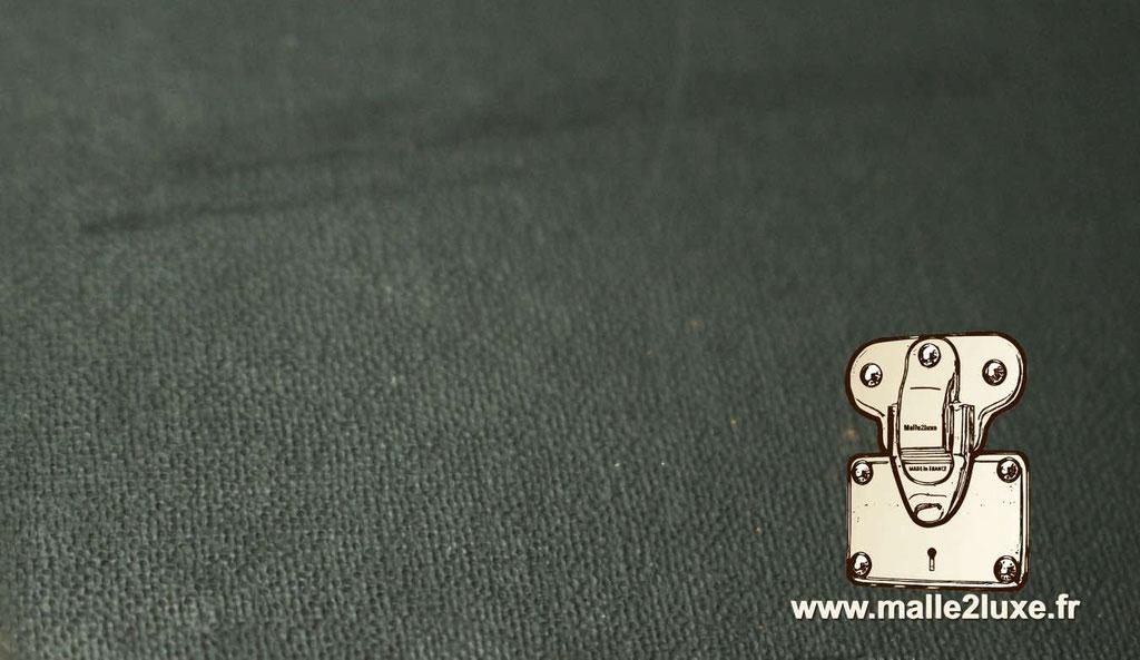 Valise bisten Louis Vuitton 70 toile verte