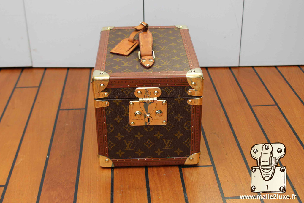 Vanity Louis Vuitton vintage
