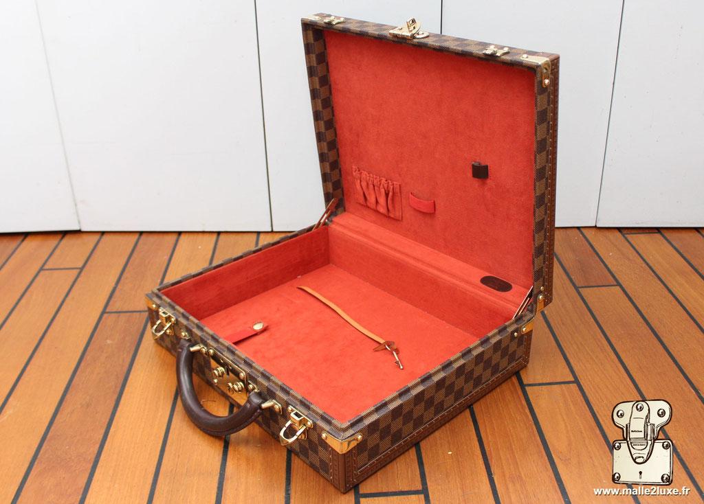 AAS Louis Vuitton malle sur mesure  damier