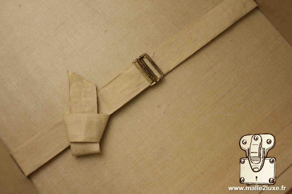 Valise alzer cuir Louis Vuitton