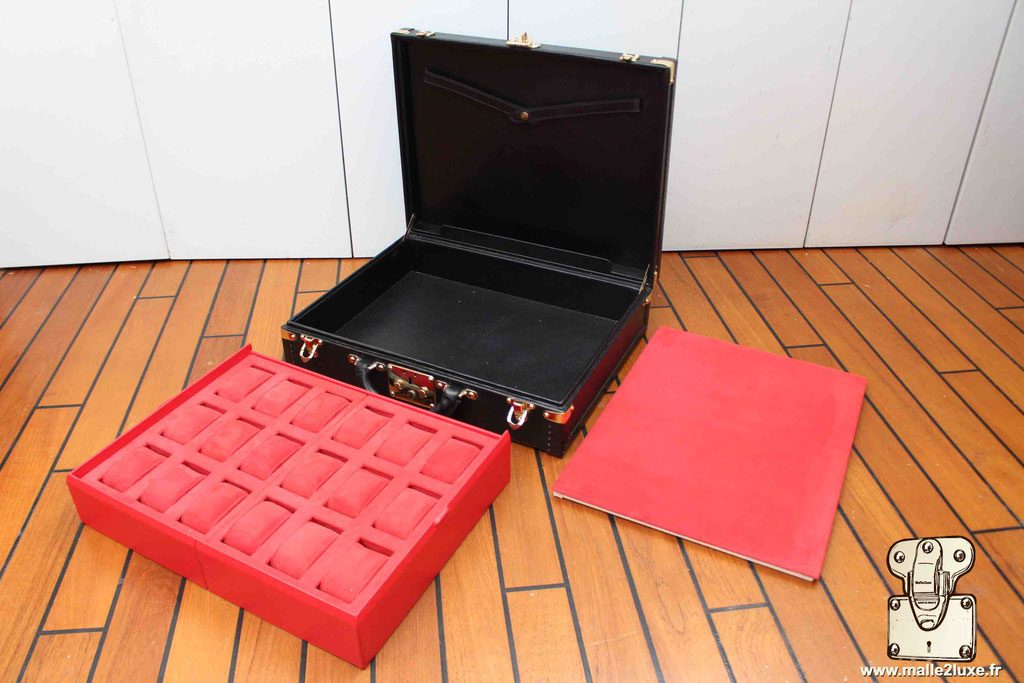 patek valise montre boite