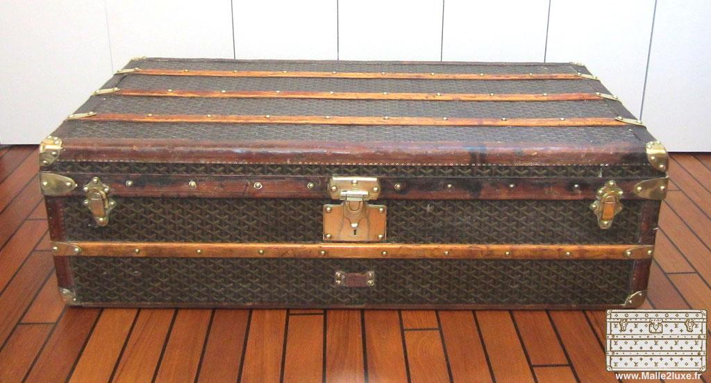 Goyard cabin trunk
