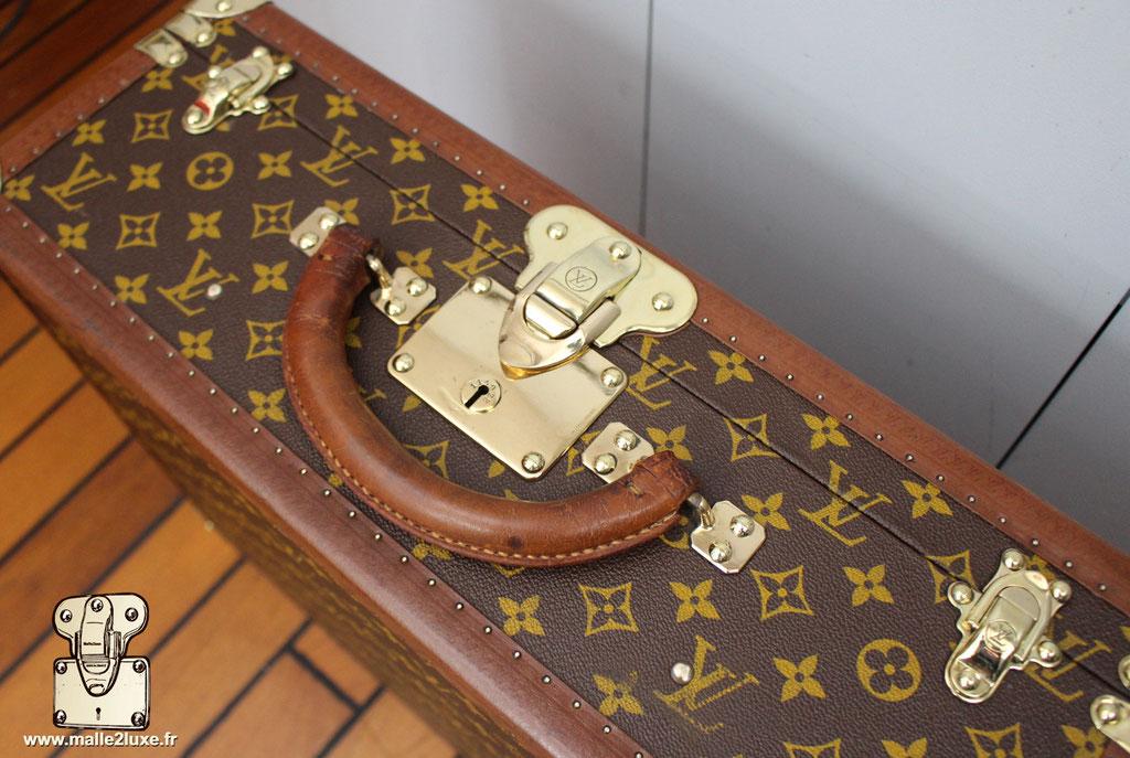 Valise bisten 60 Louis Vuitton 1960 serrure