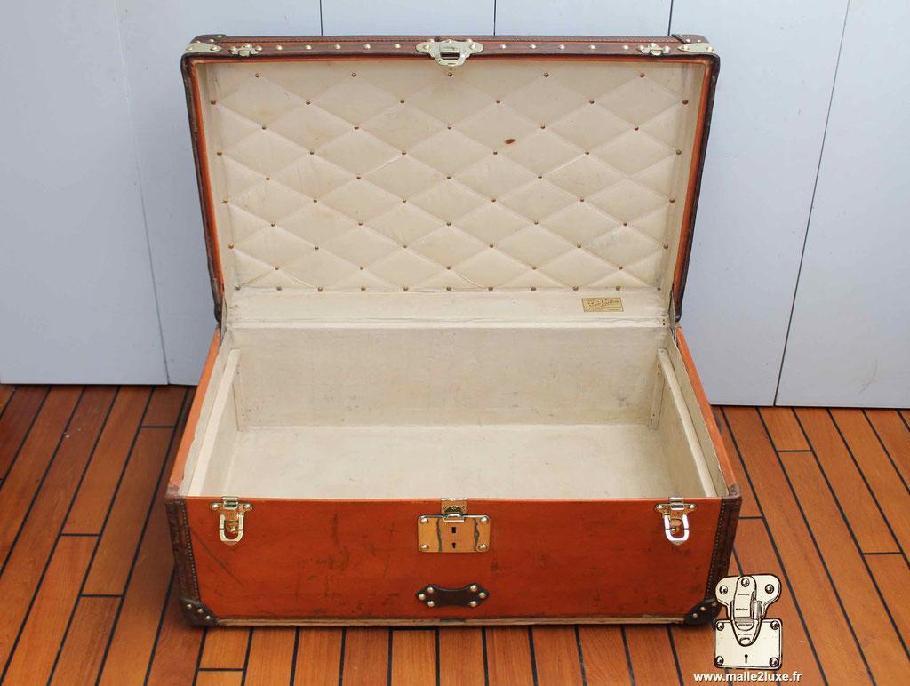 malle cabine Louis Vuitton vintage