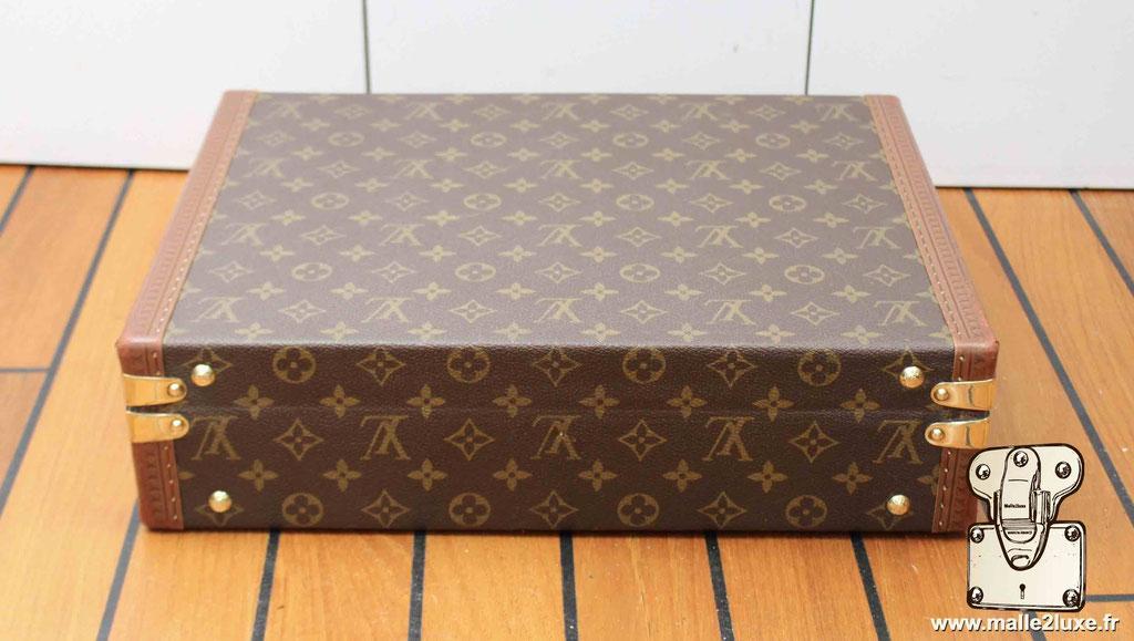 Despatch box Louis Vuitton valise arrière