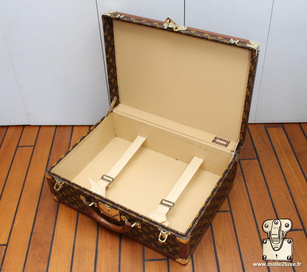 Valise bisten 60 Louis Vuitton 1960 open