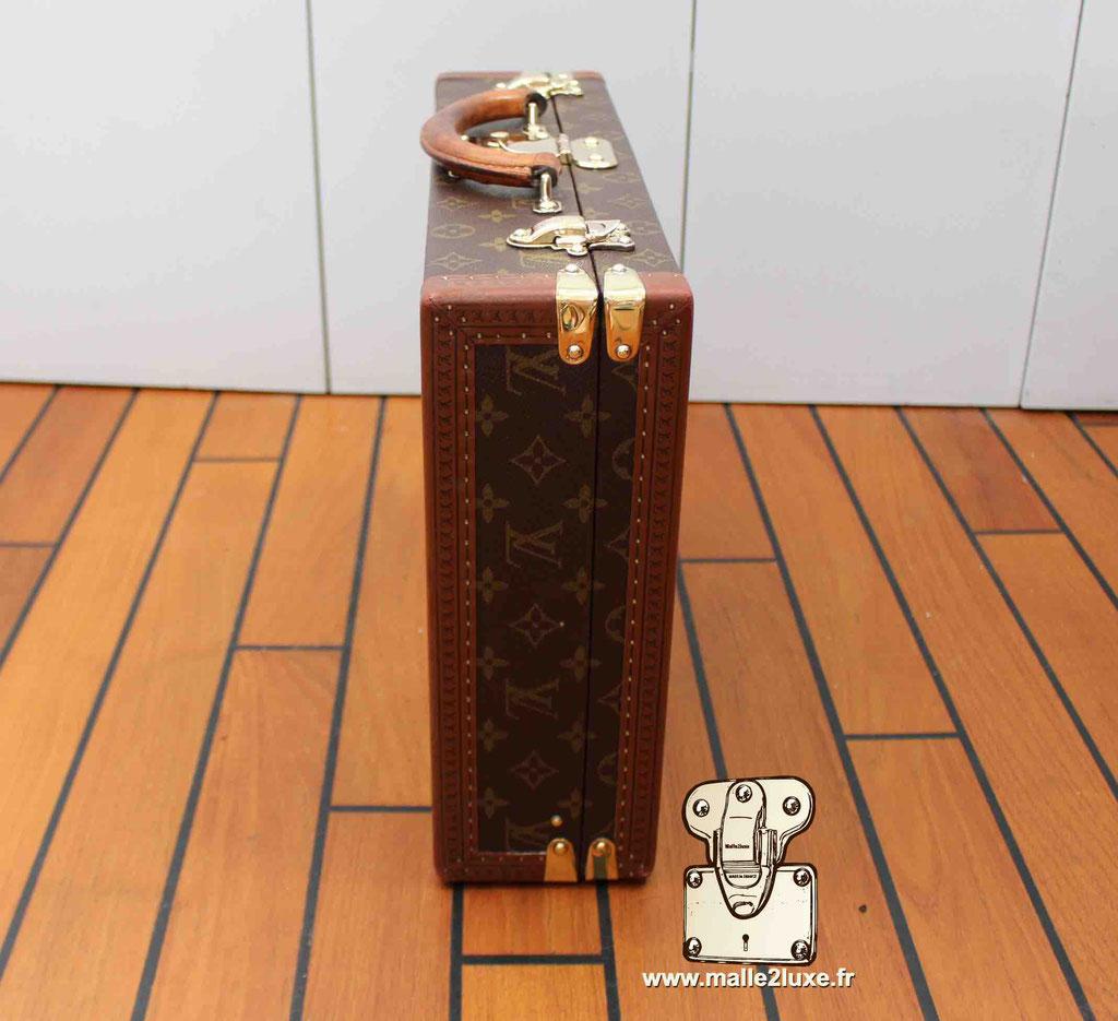 Despatch box Louis Vuitton valise coté