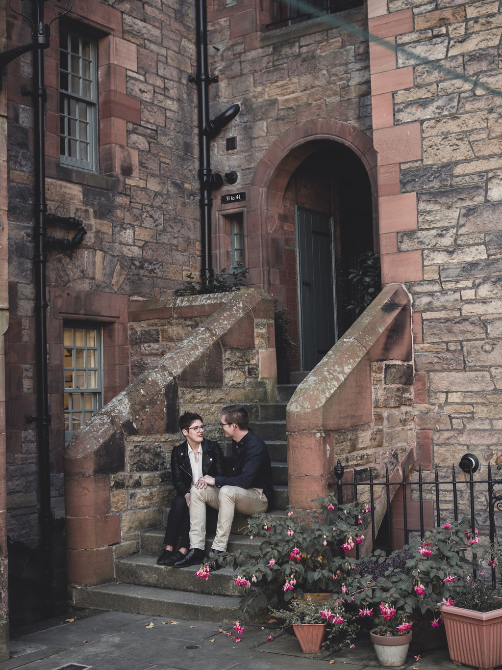 dean village couple shoot