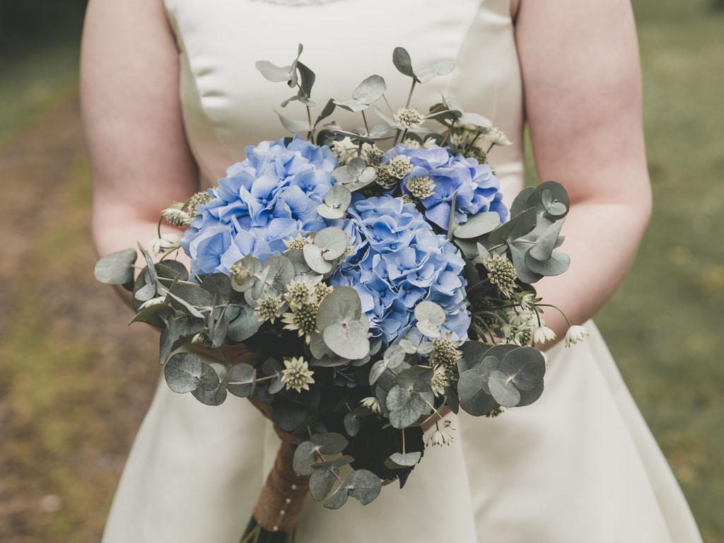 florist wedding dunbar scotland edinburgh photography
