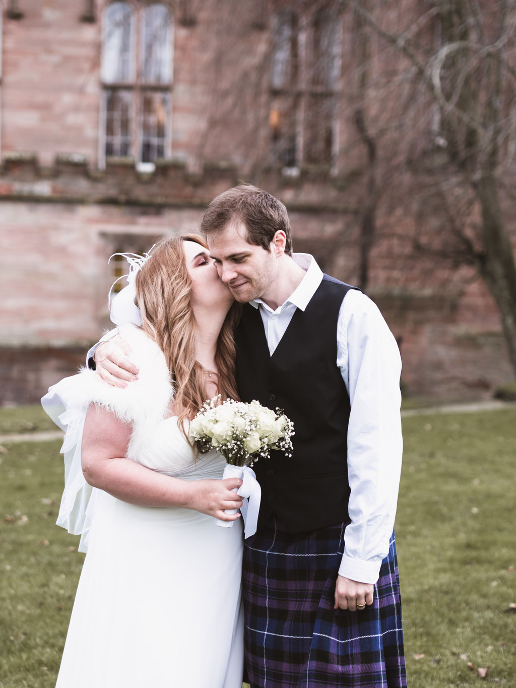low budget wedding photographer scotland