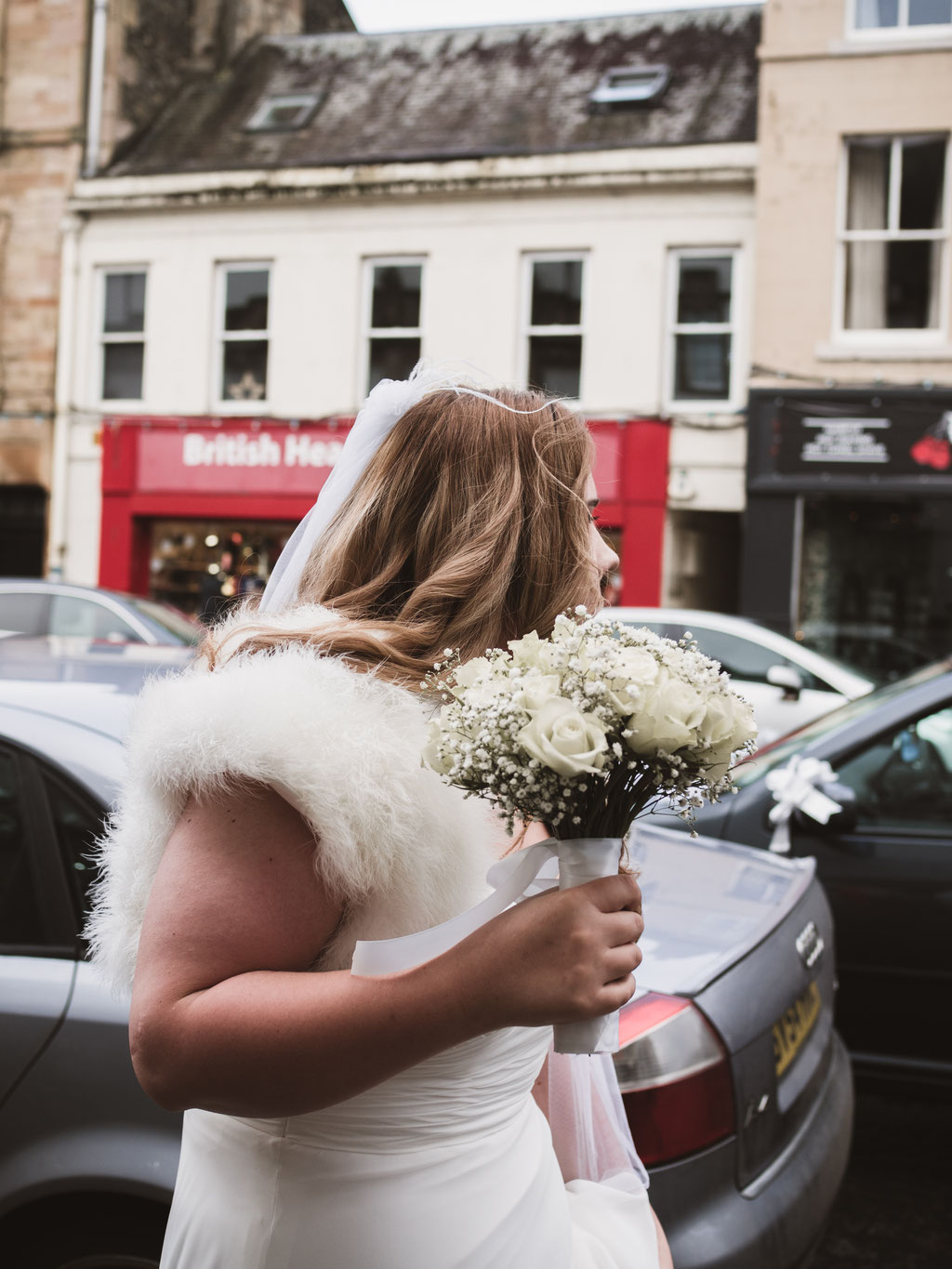 wedding reportage photography scotland