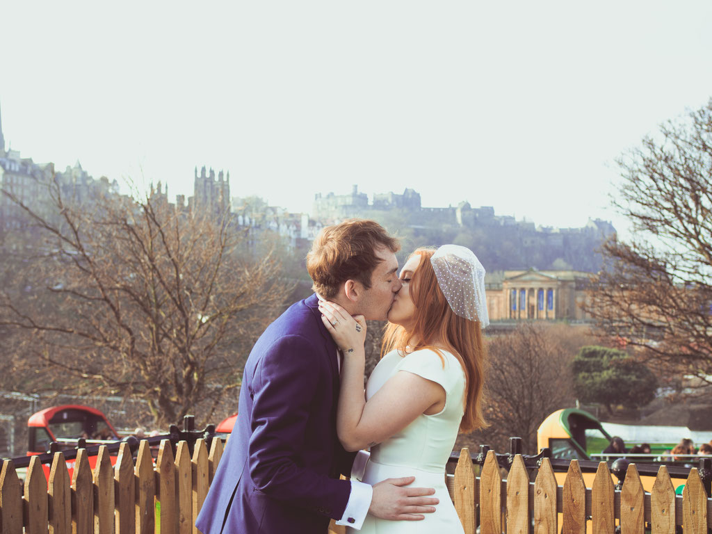 edinburgh elopement photography