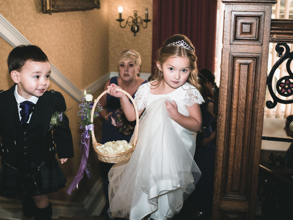 scotland wedding reportage photographer