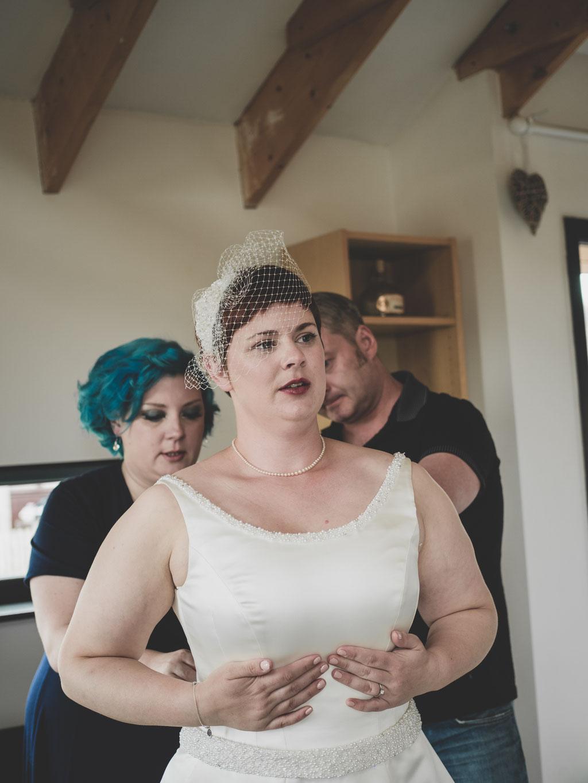 candid wedding reportage photography scotland