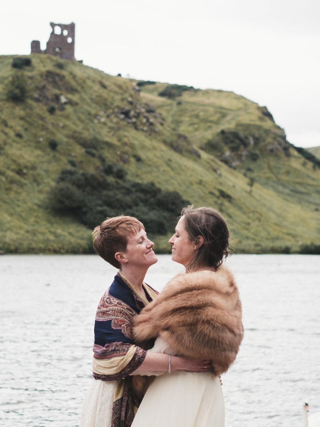 Holyrood Park wedding Edinburgh Budget