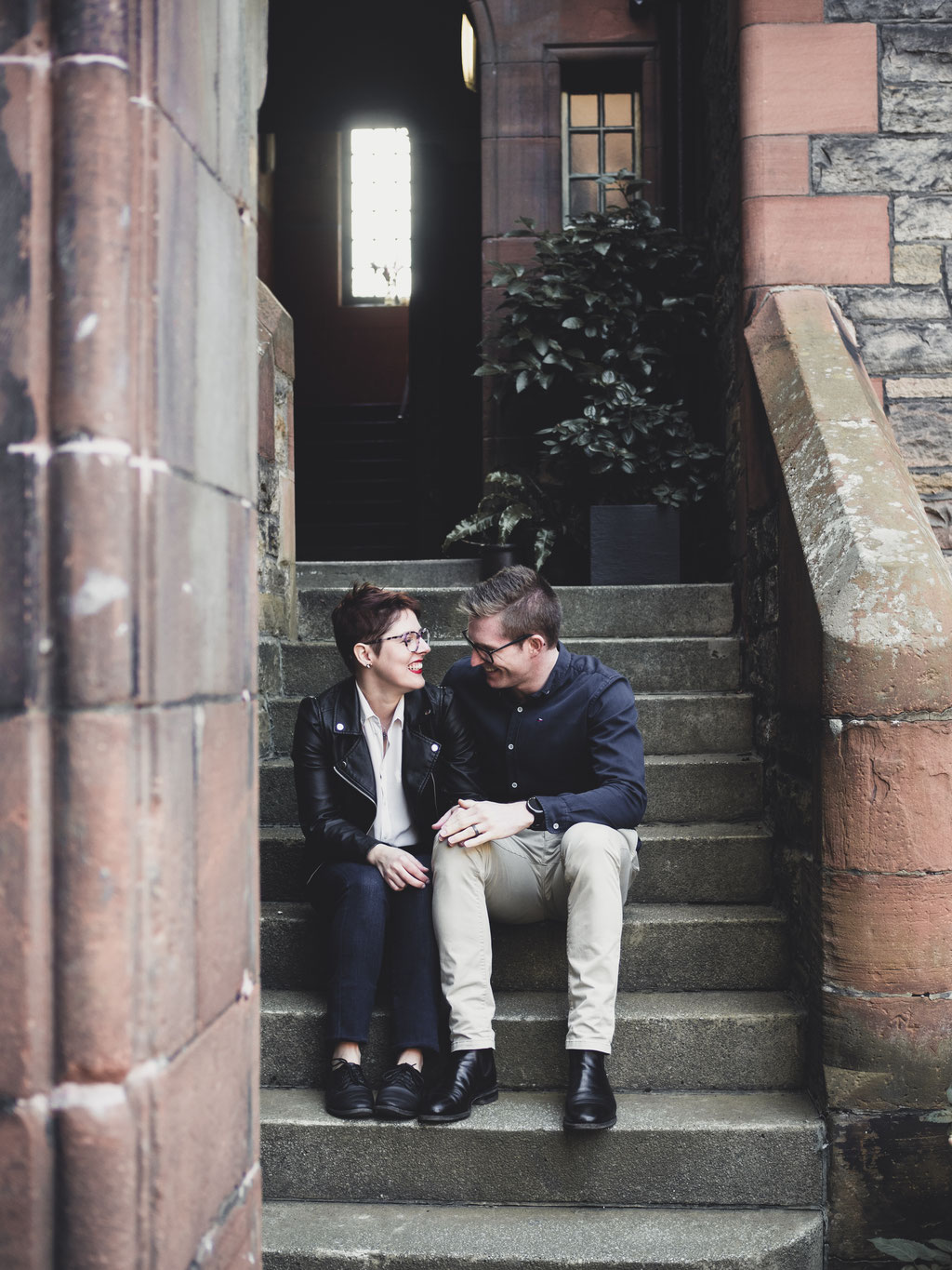 couple photography package edinburgh dean village