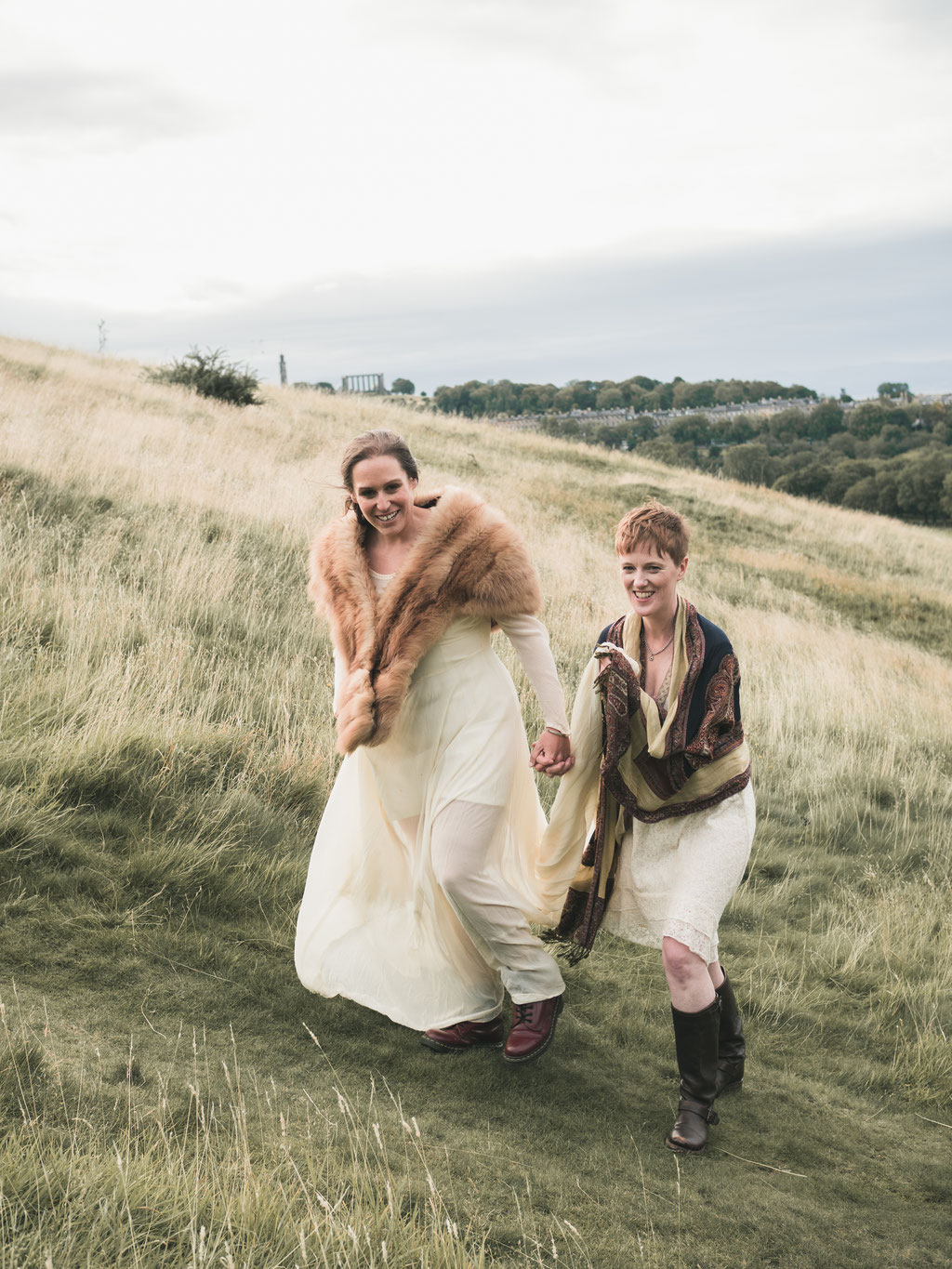 Edinburgh low budget Wedding Photographer