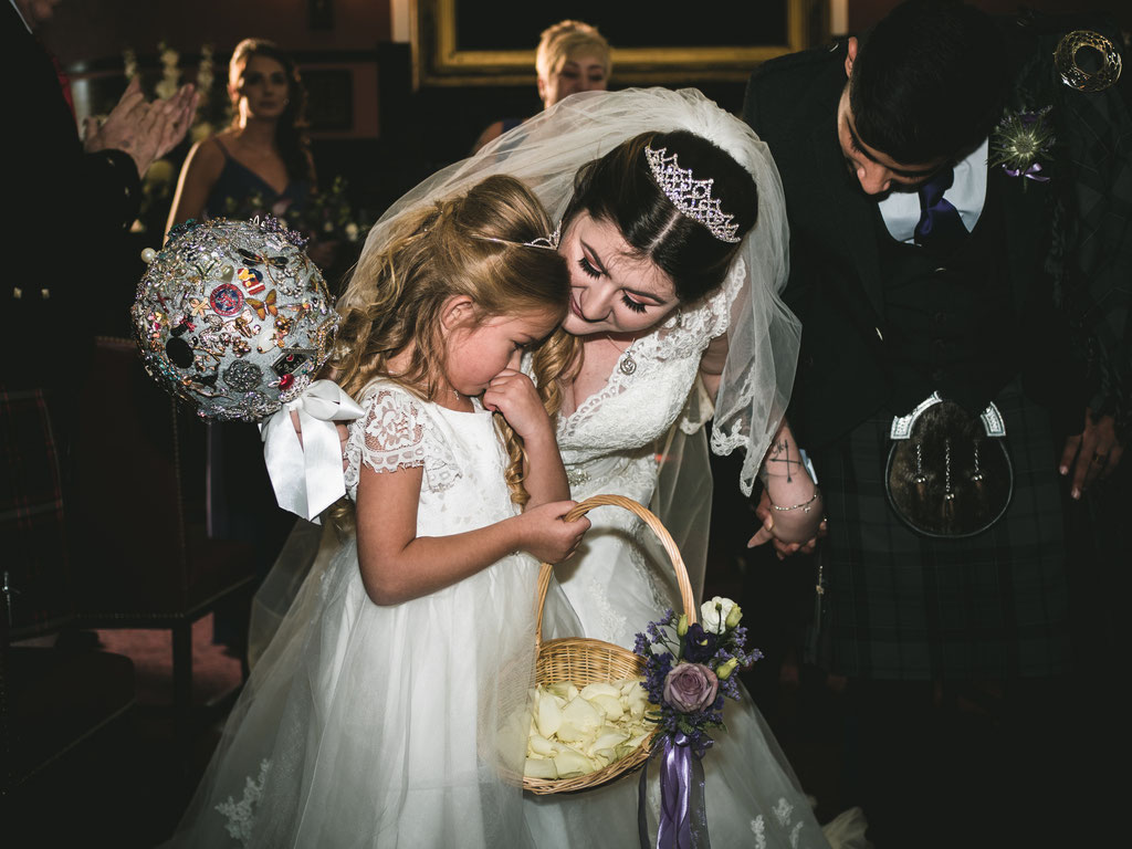 budget friendly wedding photographer edinburgh scotland
