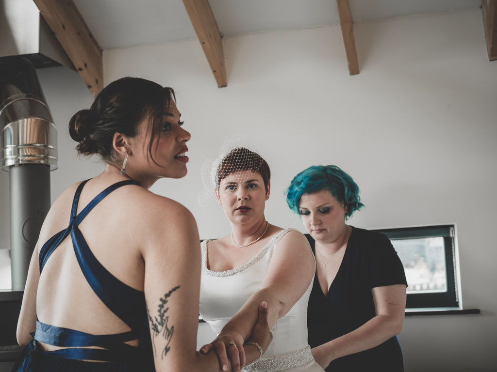 candid wedding reportage photography scotland