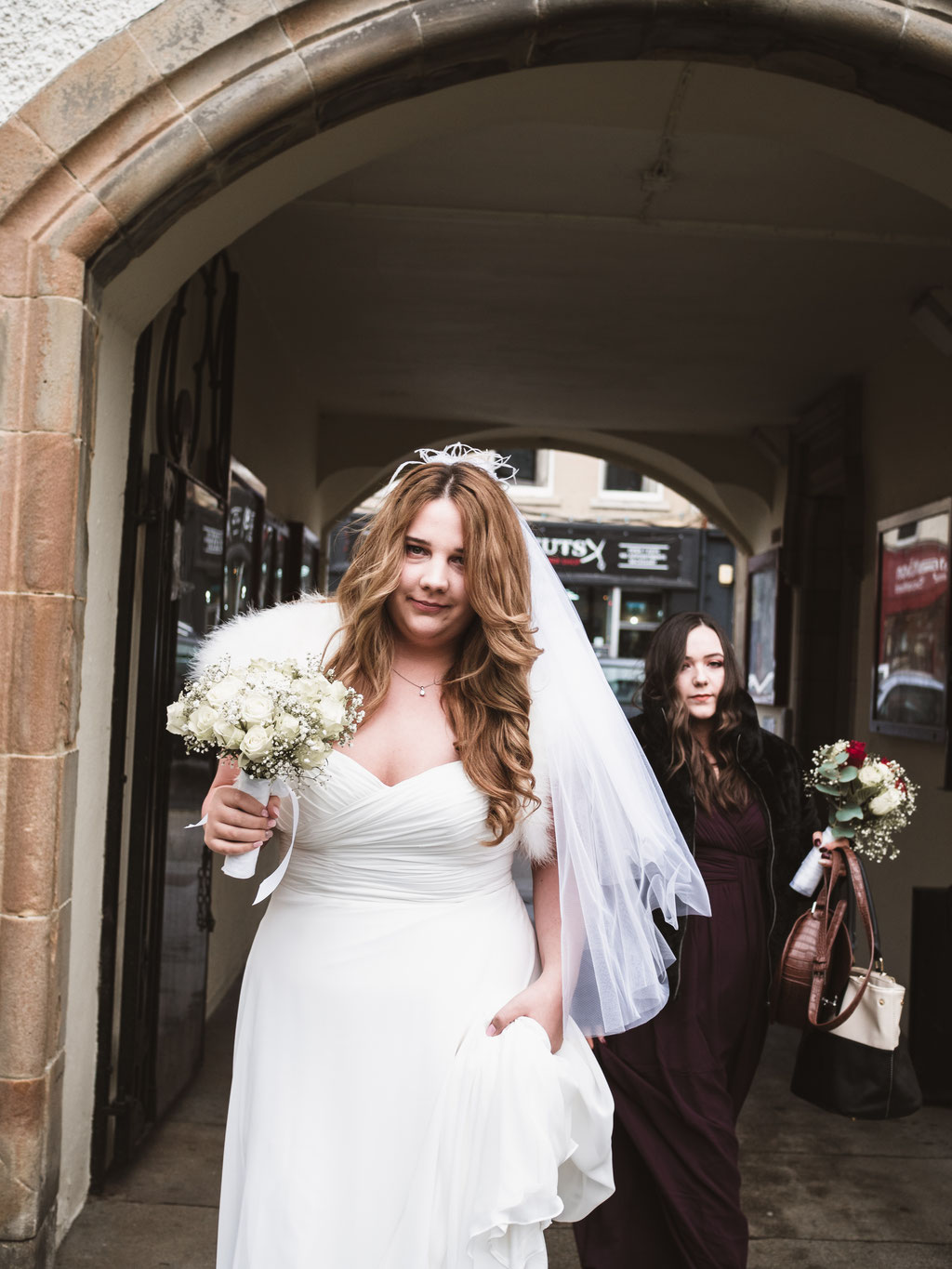 wedding reportage photographer scotland