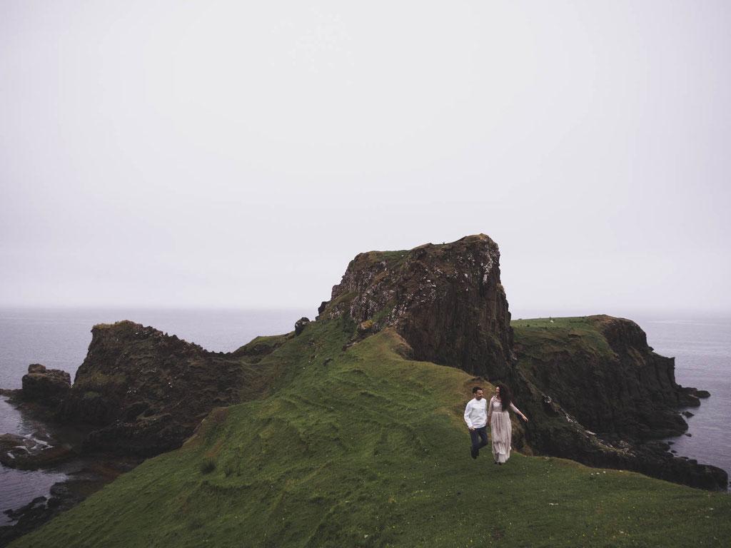 wedding photographer package scotland