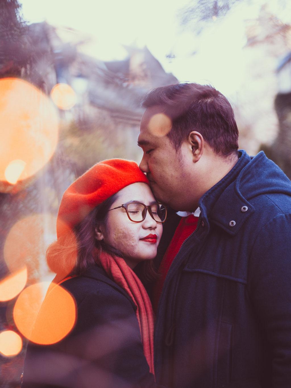 couple shoot edinburgh photographer