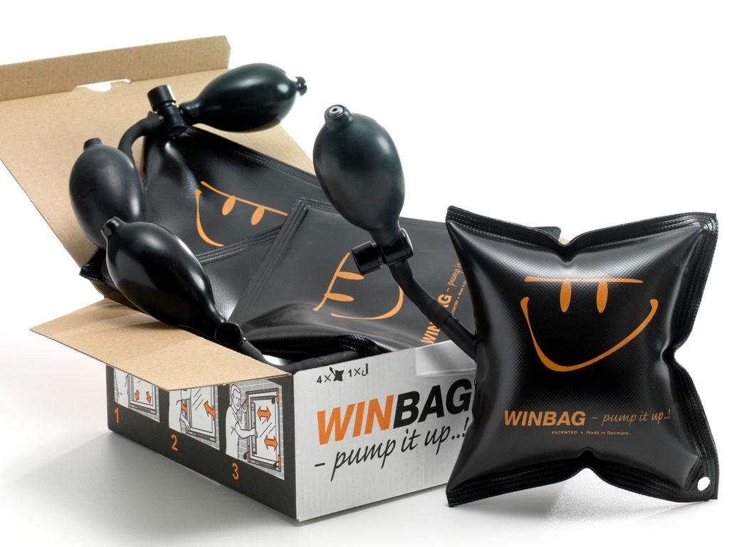 WinBag Montagekissen