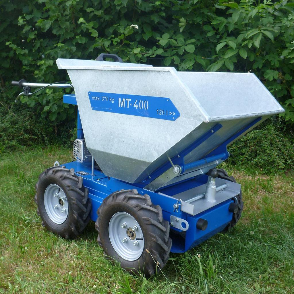 Weber Allrad-Dumper MT-400