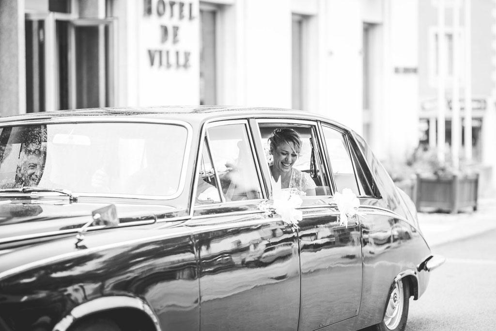 mariage cop-choux  mouzeil photographe orlane boisard noir et blanc