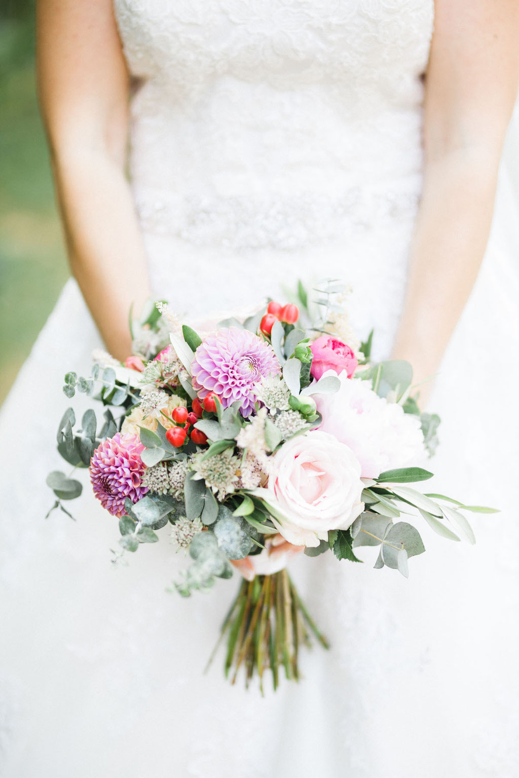 Manoir fresynaye fleurs mariage Bretagne Orlane Boisard