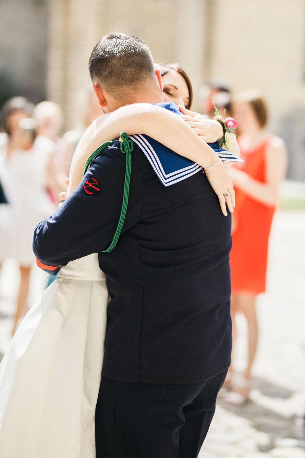 Manoir  de la fresynaye mariage Bretagne Orlane Boisard couple
