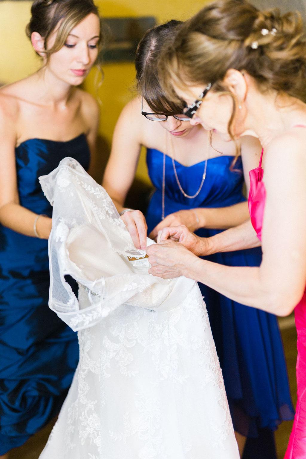 Manoir de la fresynaye mariage Bretagne Orlane Boisard dress up