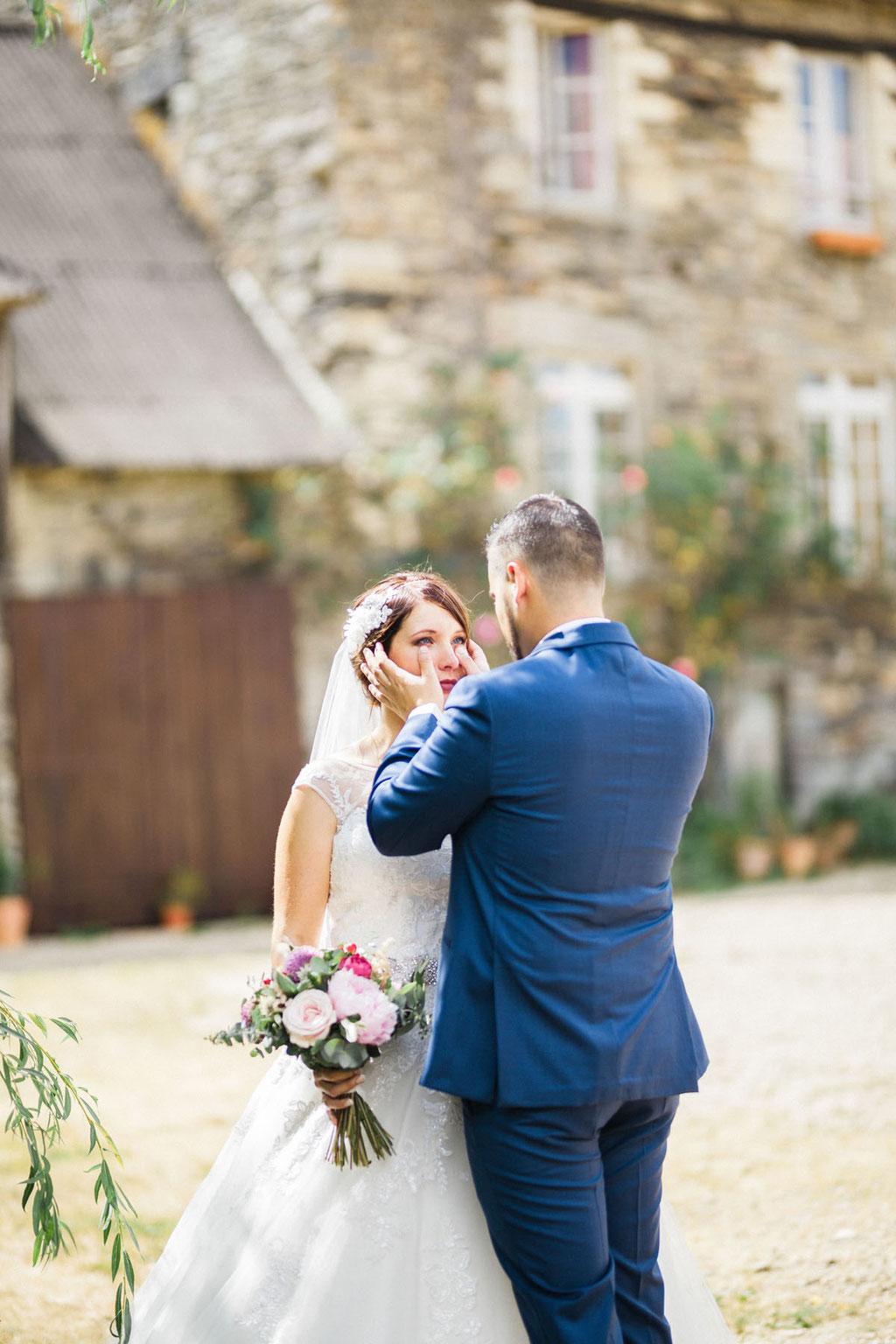 Manoir  de la fresynaye mariage champêtre Bretagne Orlane Boisard