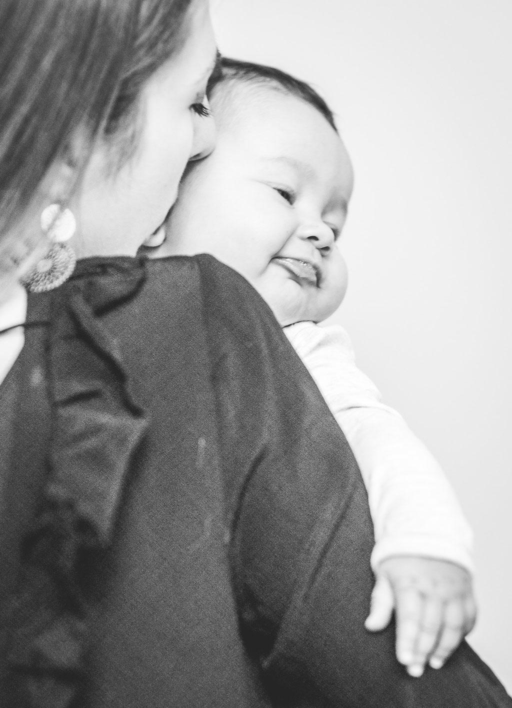 Reportage bébé - photographe famille vendée Orlane Boisard
