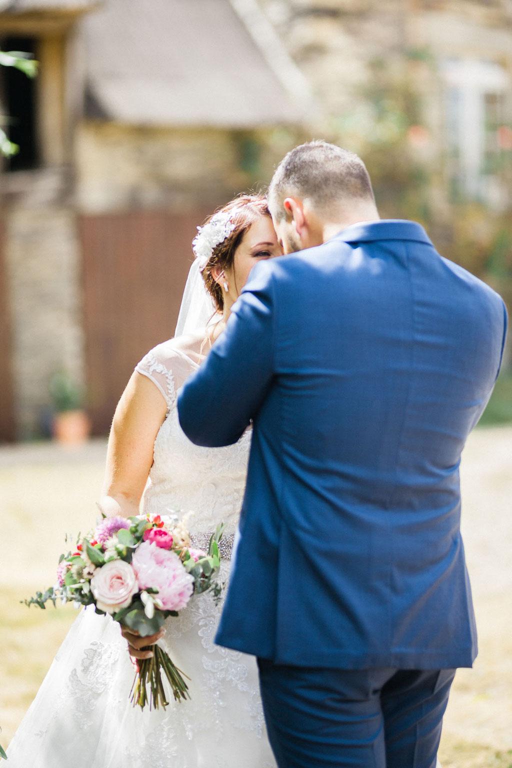 Manoir de la fresynaye mariage photos couple Bretagne Orlane Boisard