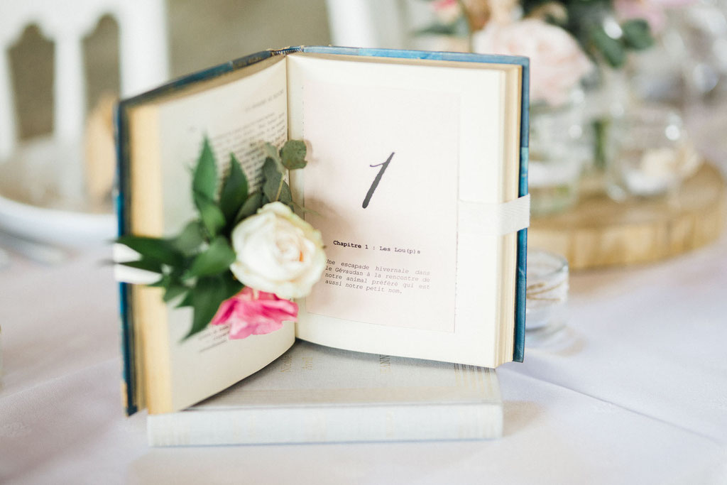 Manoir de la fresynaye déco fleurs mariage Bretagne Orlane Boisard