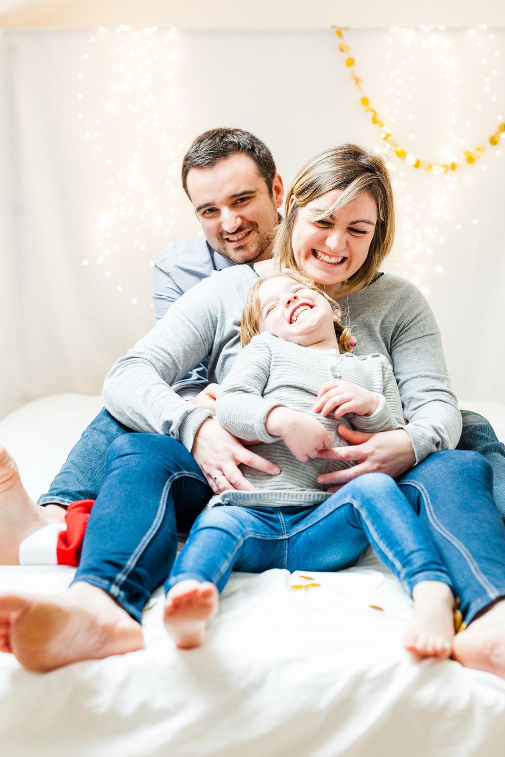 Photographe de famille à nantes home studio Orlane Boisard