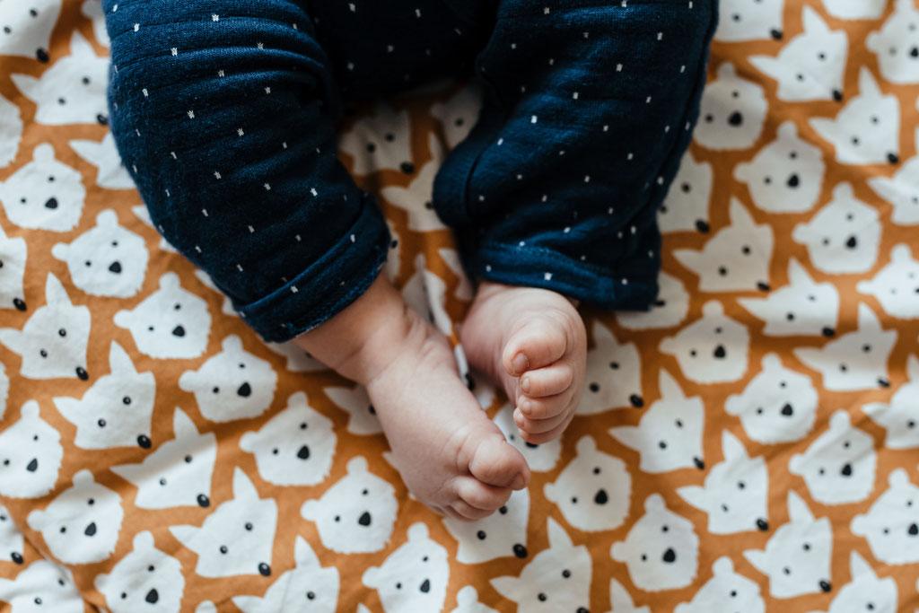 Photographe bébé Lyons la forêt